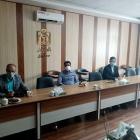 نشست مشترک مدیریت تحصیلات تکمیلی دانشگاه و مدیریت روابط عمومی دانشگاه