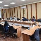 نشست مشترک در خصوص سامانه برنامه عملیاتی دانشکده های تابعه